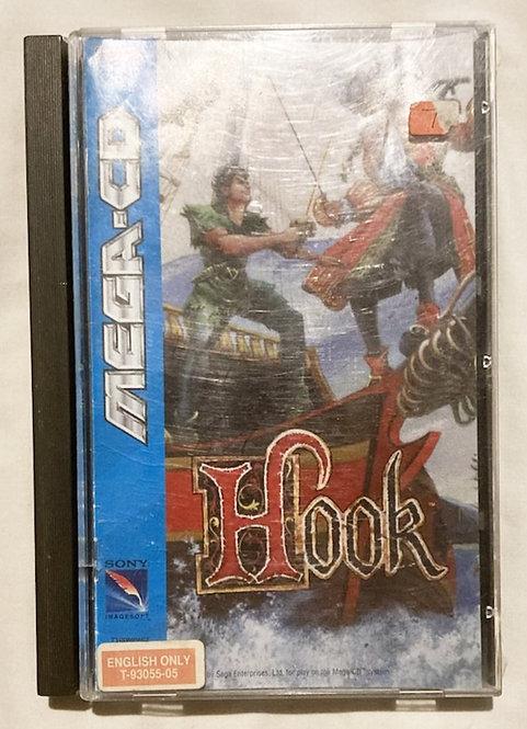 Sega Mega-CD Hook (Pal) UK 1991