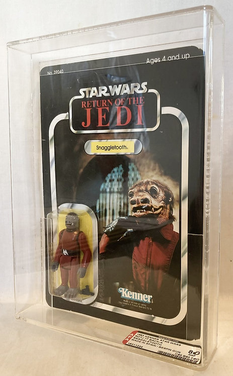 Vintage Star Wars Return Of The Jedi Snaggletooth UKG 80% Spain 1983