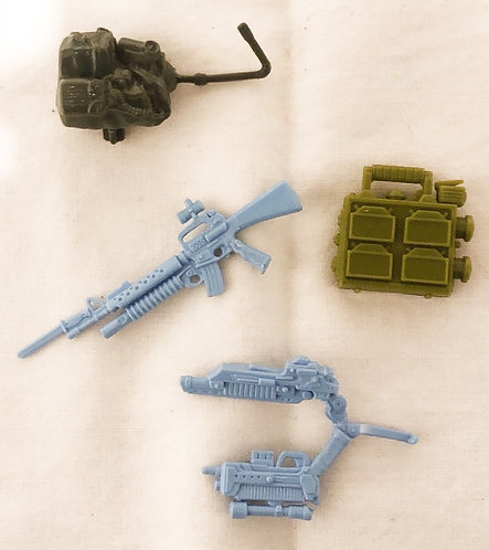 G.I. Joe  Recoil Accessory Set Hasbro 1989