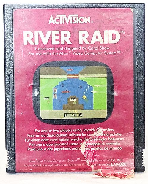 River Raid Atari 2600