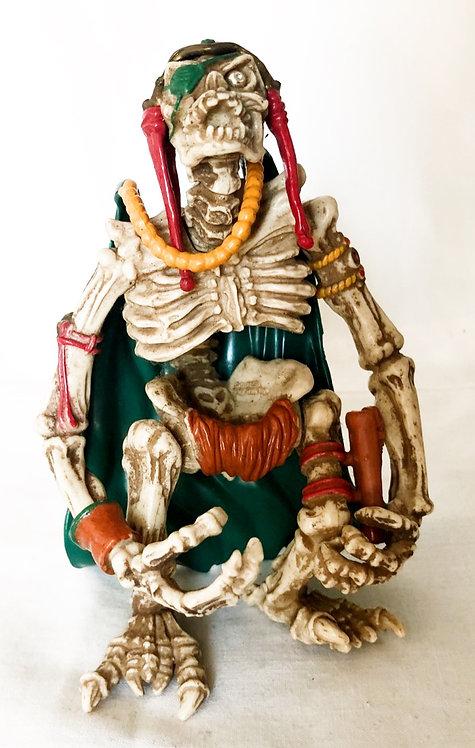 Skeleton Warrior  Dagger Figure Playmates 1994