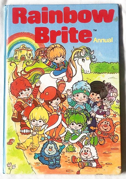 Rainbow Brite Annual 1983