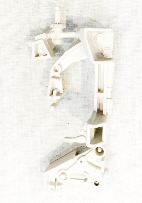 Vintage Star Wars Millennium Falcon Gunner Seat Frame