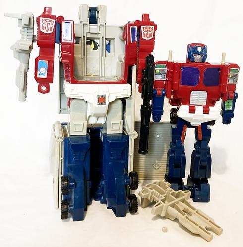 Transformers G1 Optimus Prime Power Master 1988