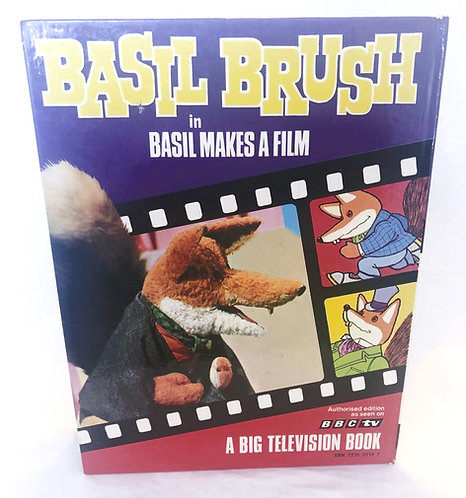 Basil BrushIn Basil Makes A Film Annual 1972