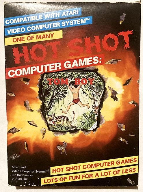 Atari 2600 Tom Boy Hot Shot 1983
