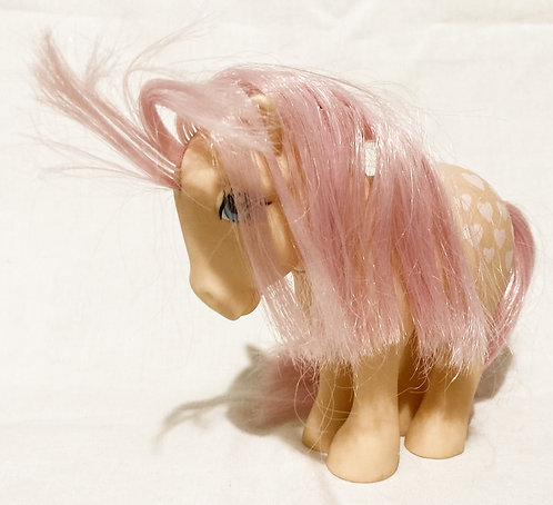 My Little Pony Peachy 1982