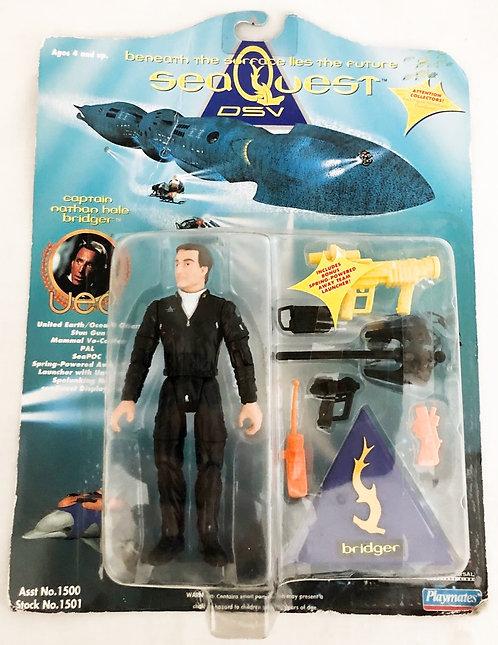 Seaquest DSV Bridger Playmates 1993