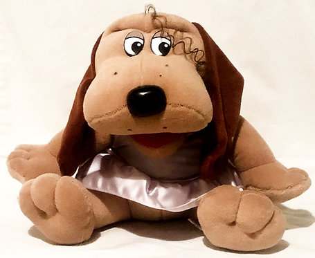 Pound Puppies Nose Marie Hornby 1984