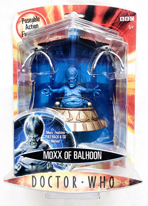 Doctor Who Moxx Of Balhoon