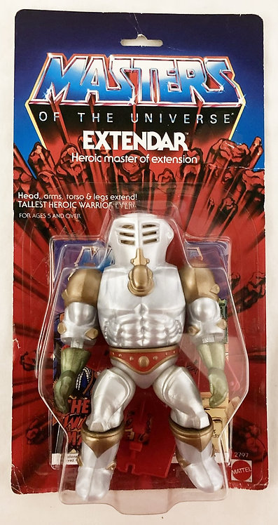 He-man And The Masters Of The Universe Extendar Hong Kong Mattel 1986