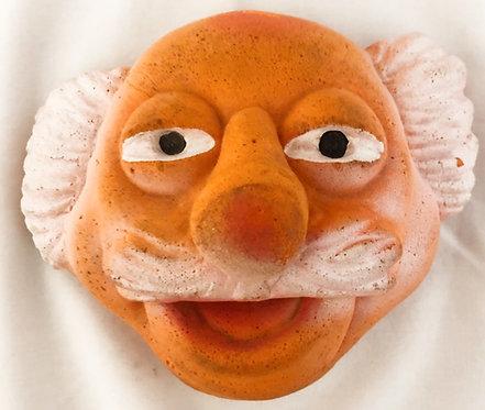 Muppets Waldorf Bendy Finger Puppet 1977