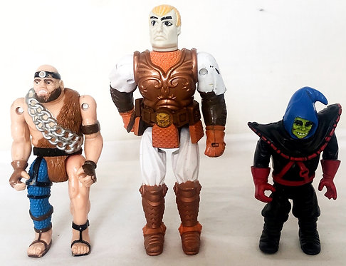 Advanced Dungeon And Dragons Figure Set LJN 1983