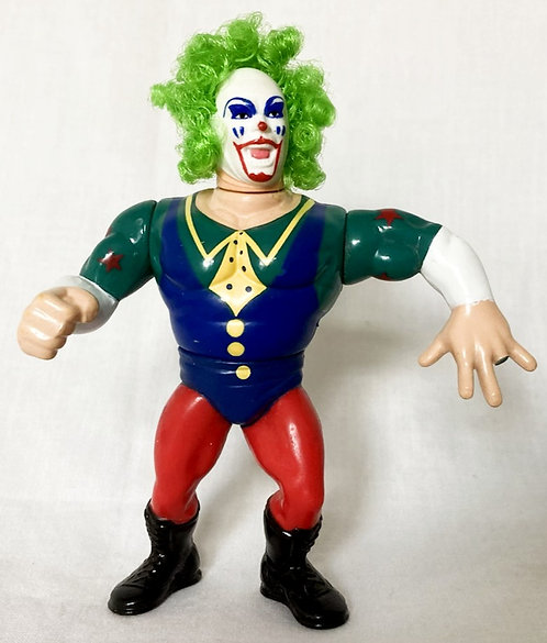 WWF Doink the Clown Hasbro 1993