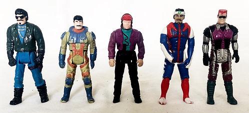 M.A.S.K. Figure Set 1986