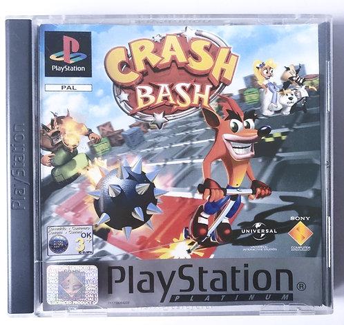 Crash Bash PlayStation UK (Pal)