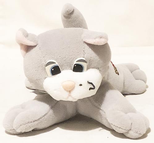 Pound Pur-r-ries Puppies Kitten Grey Hornby 1984