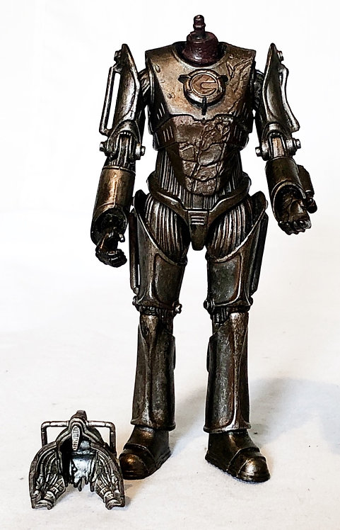 Doctor Who Cyberman Pandorica Guard