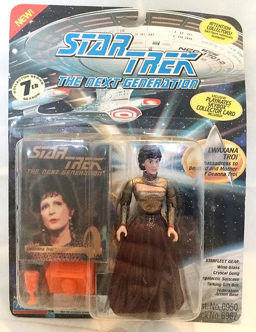 Star Trek TNG Lwaxana Troi