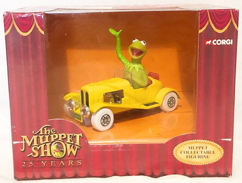 The Muppet Show 25 years Kermit's Car Corgi