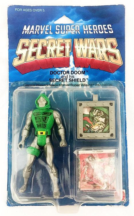 Dr Doom Secret Wars Figure Mattel 1994
