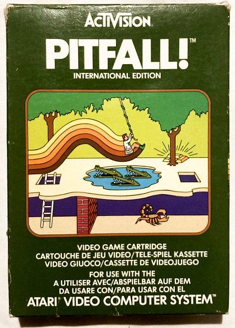 Atari 2600 Pitfall! Activision 1982