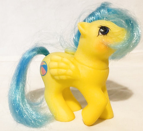 My Little Pony Baby Bouncy 1987