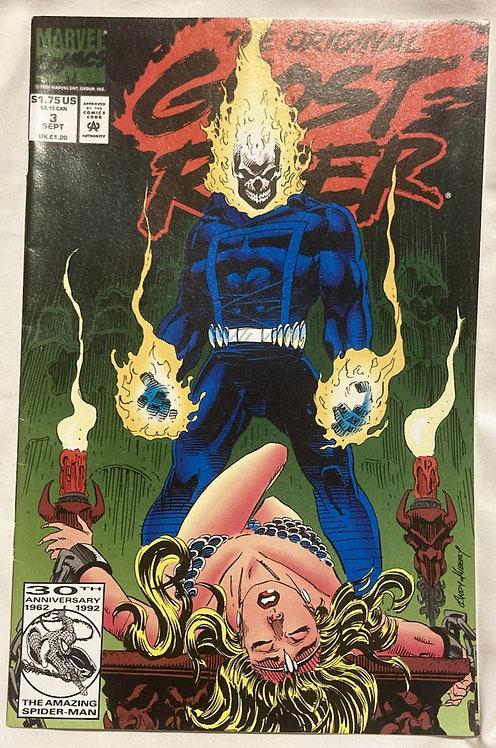 The Original Ghost Rider #3 September 1992