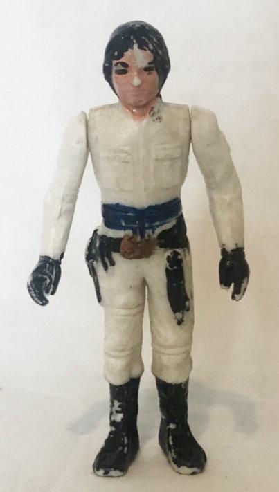 Vintage Star Wars Bootleg Luke Bespin