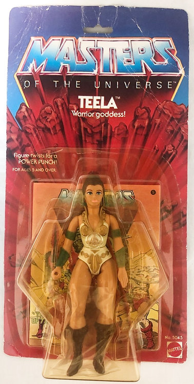 He-Man And The Masters Of The Universe Teela (Dark Boot) 1983