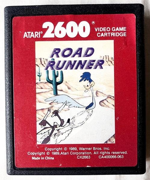 Road Runner Atari 2600 U.K. (PAL)