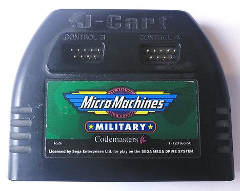 Micro Machines Military (Mega Drive Pal) Cartridge Only
