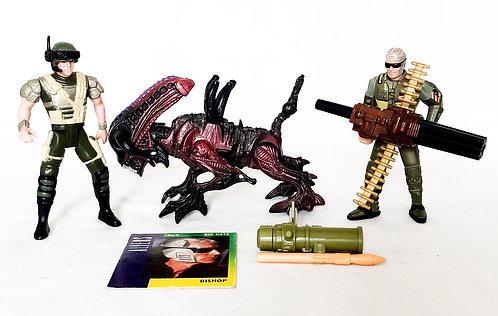 Aliens Figure Set Kenner 1992