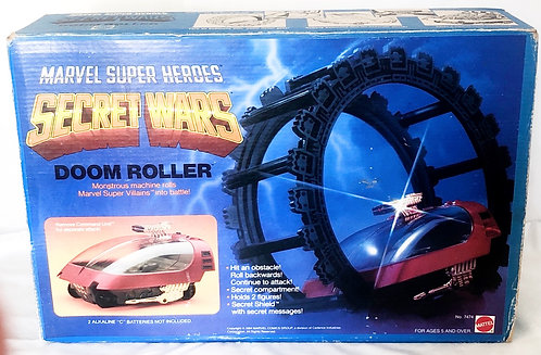 Dr Doom's Doom Roller Secret Wars Mattel 1994