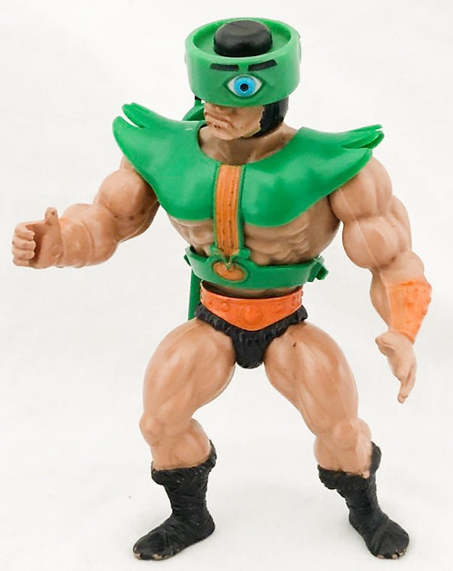 He-Man And The Masters Of The Universe Tri-Klops Mattel 1983