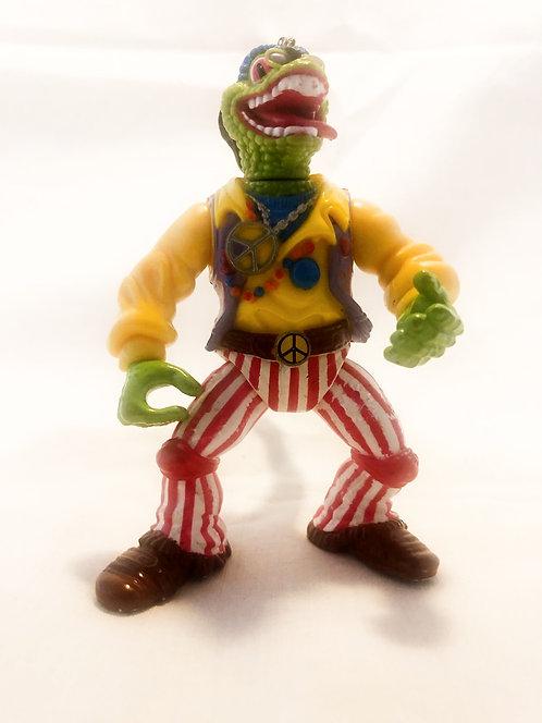 Teenage Mutant Hero Turtles Rock 'N Roll Mondo Gecko Playmates