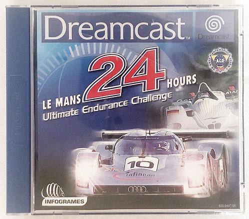 Le Mans 24 Hours Dreamcast U.K. (PAL)