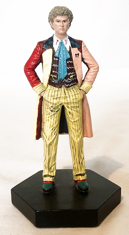 Doctor Who Figurine Collection No. 65 Sixth Doctor