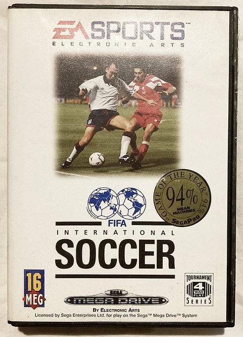 Sega Mega Drive Fifa International Soccer (Pal) 1993