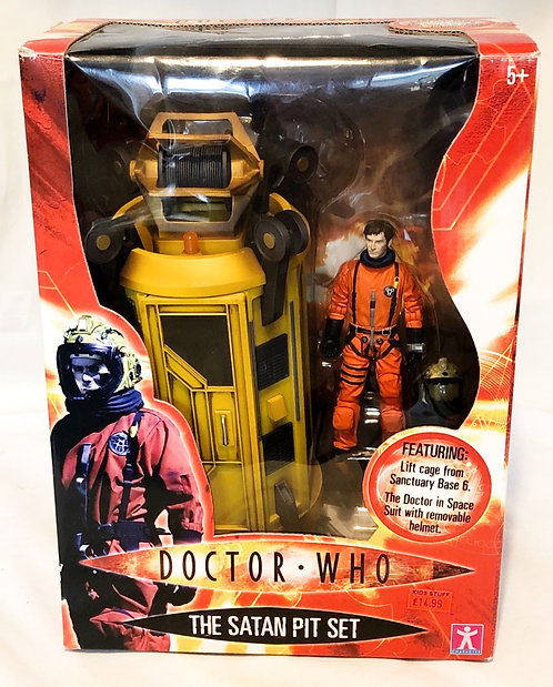 Doctor Who The Satan Pit Set