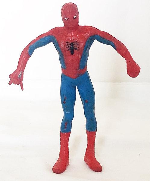 Spider-Man Bendy Figure Marvel 1978