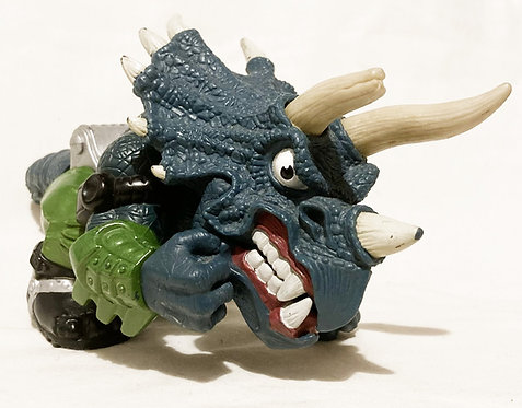 Extreme Dinosaurs Spike (Head Strike) Dino Vision Mattel 1996 (B)