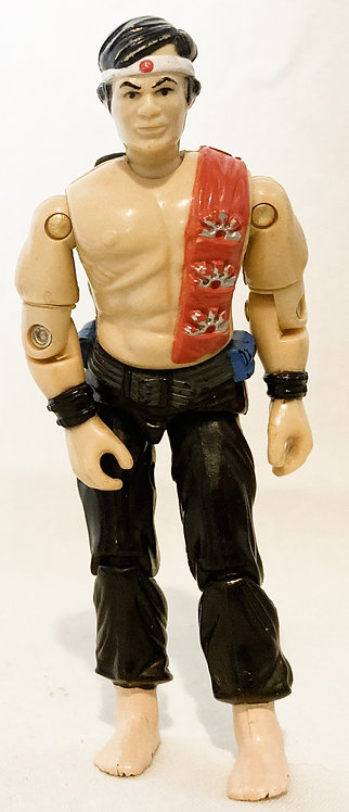 G.I. Joe Quick Kick Hasbro 1985