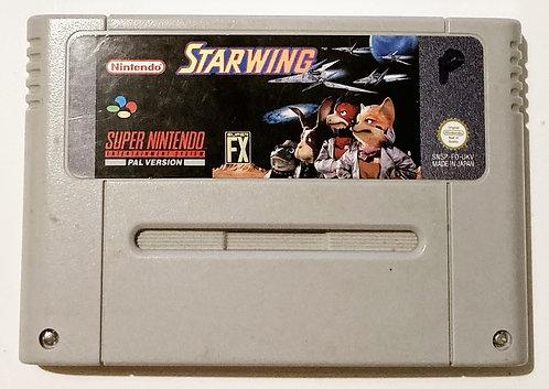 Nintendo SNES Starwing UK (Pal) 1993