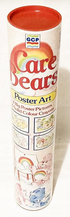 Care Bears Poster Art Big Poster Set (1 poster) GCP 1986