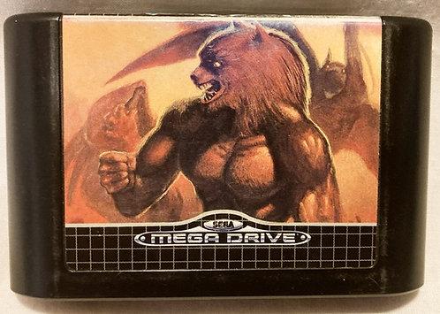 Sega Megadrive Altered Beasts  (PAL)