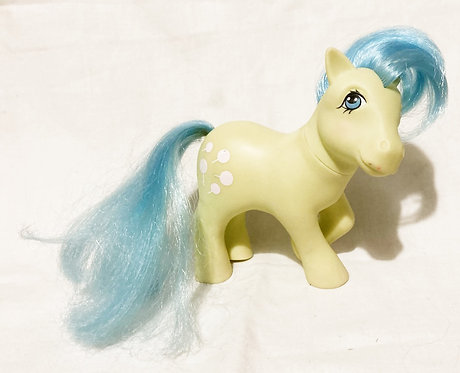 My Little Pony Tootsie 1984