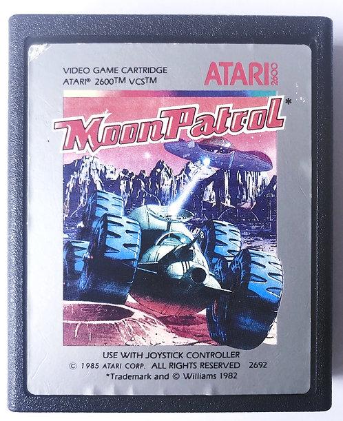 Moon Patrol Atari 2600