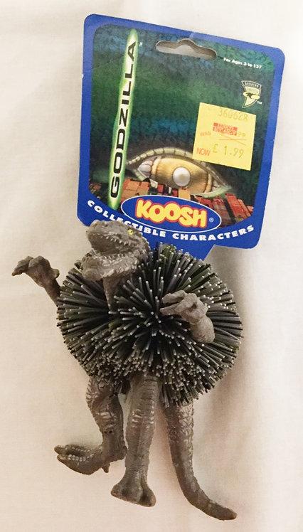 Godzilla Koosh Genuine Gozilla  1998