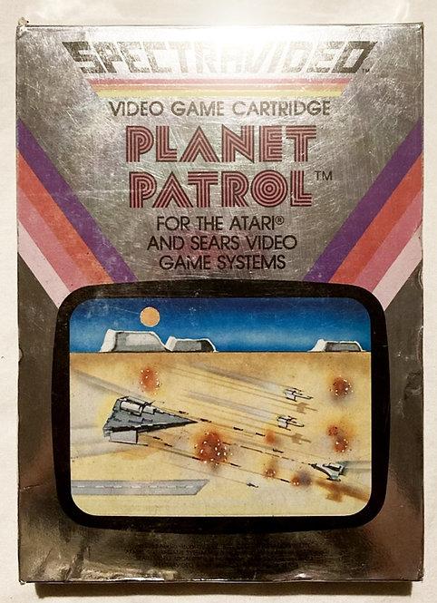 Atari 2600 Planet Patrol Spectravideo 1983